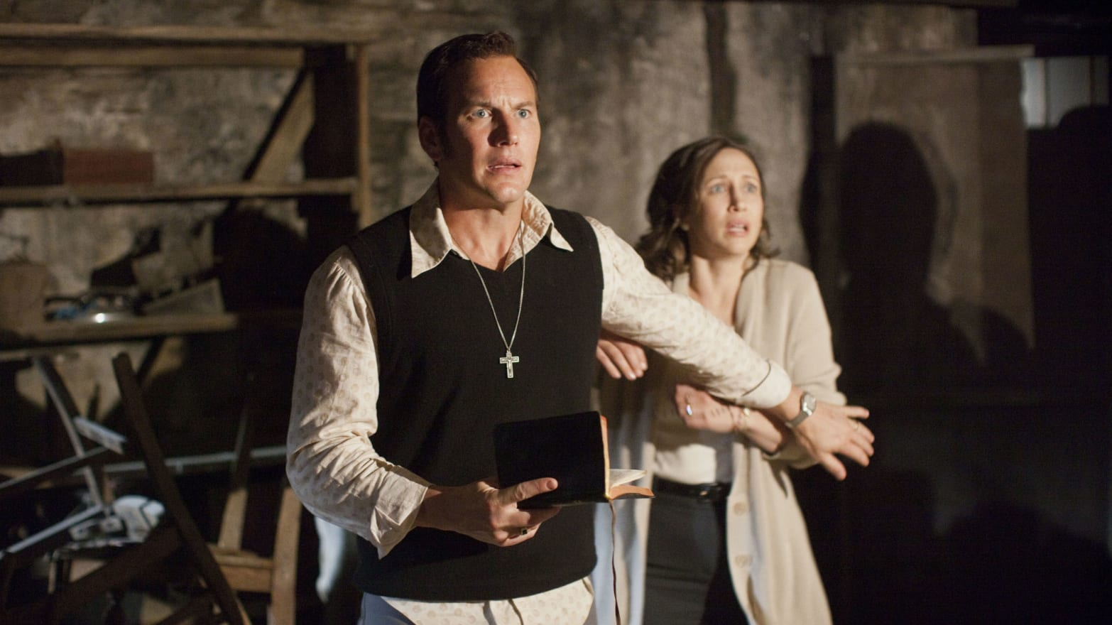 The Conjuring: The Devil Made Me Do It' True Story of Demonic Murder  Continues Warrens' Unreliable Tradition