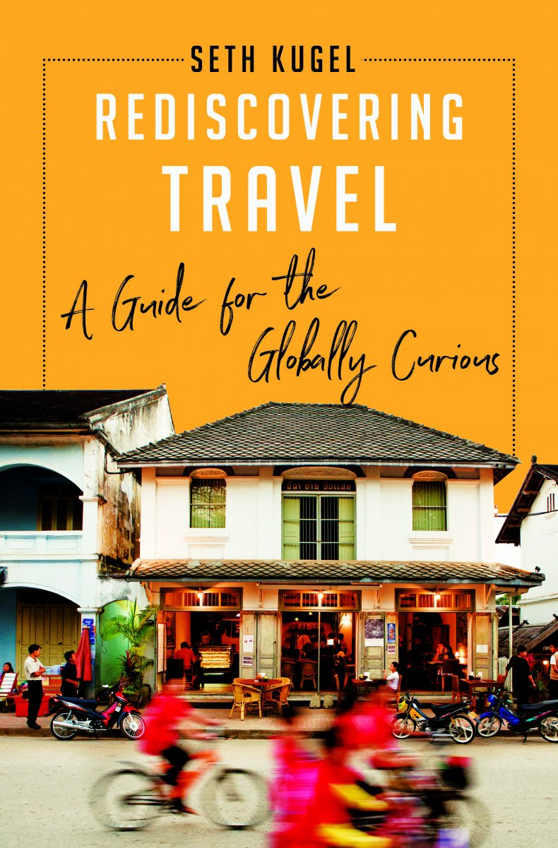 Rediscovering Travel Book Cover