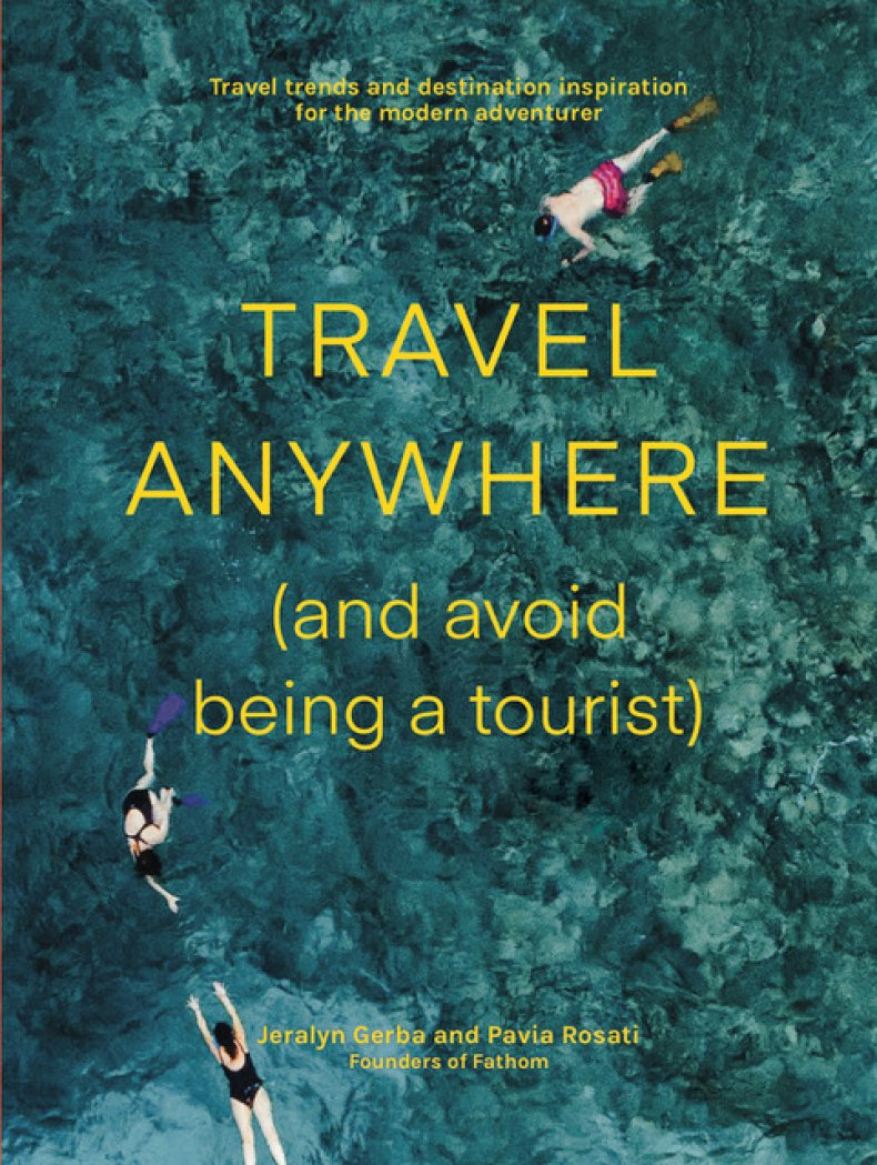 Travel Anywhere Book cover