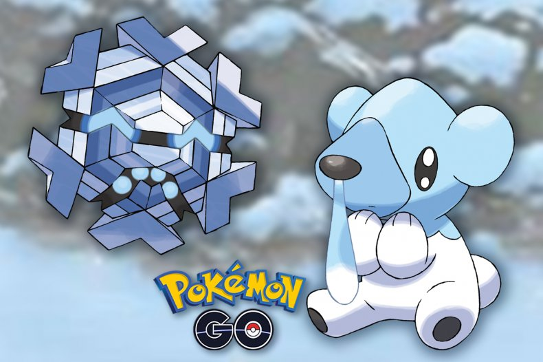 pokemon go winter 2019 events cubchoo cryogonal