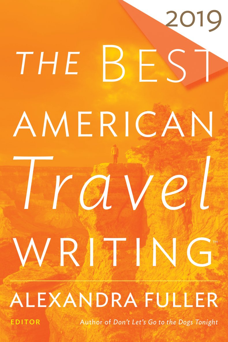 Best American Travel Writing book cover