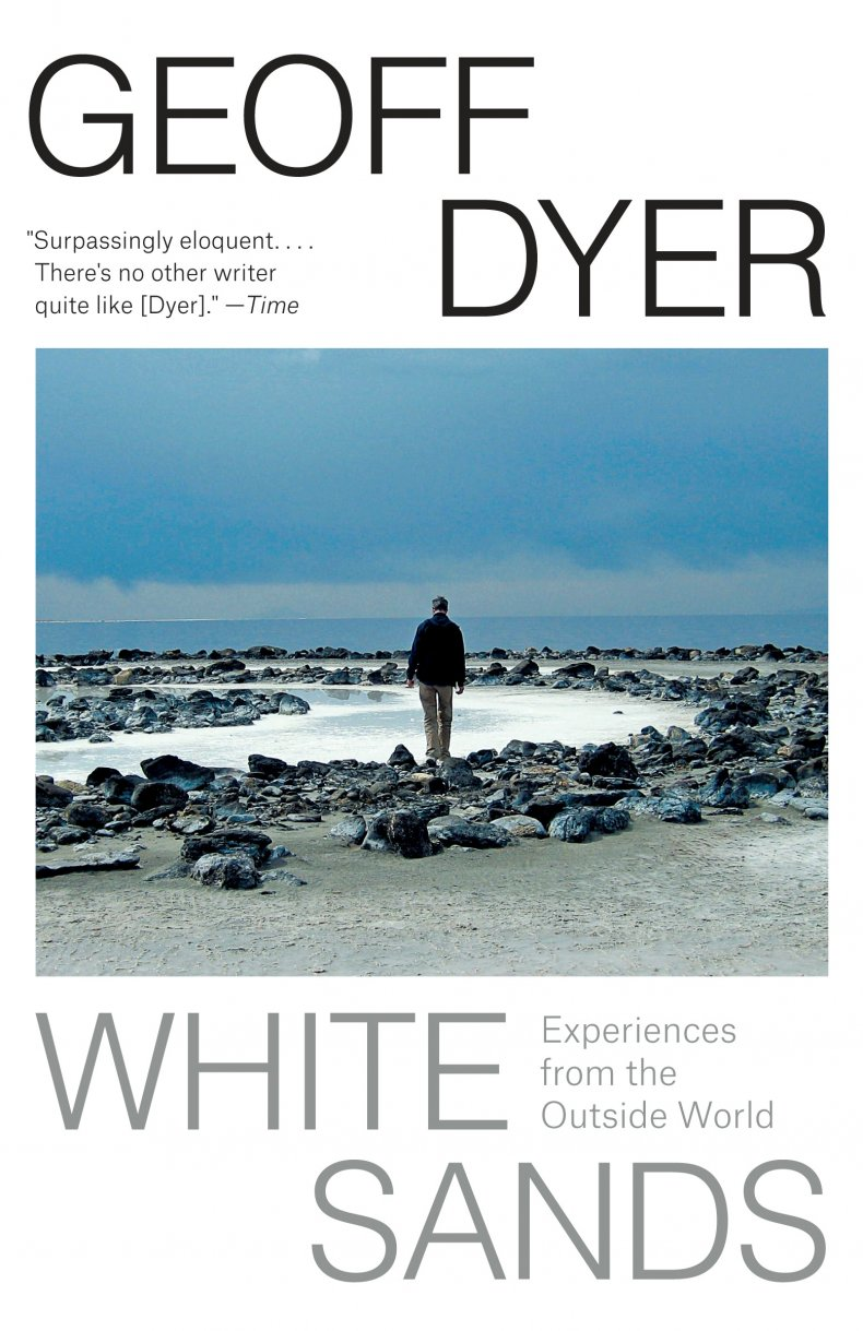 White Sands Book cover