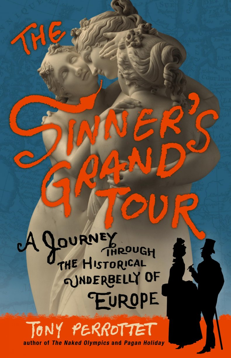 The Sinner's Grand Tour Book Cover