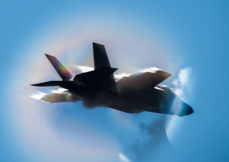 us f35 fighter jet houston texas