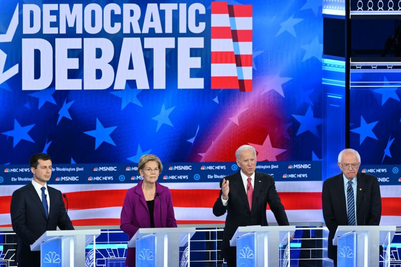Democratic Debate