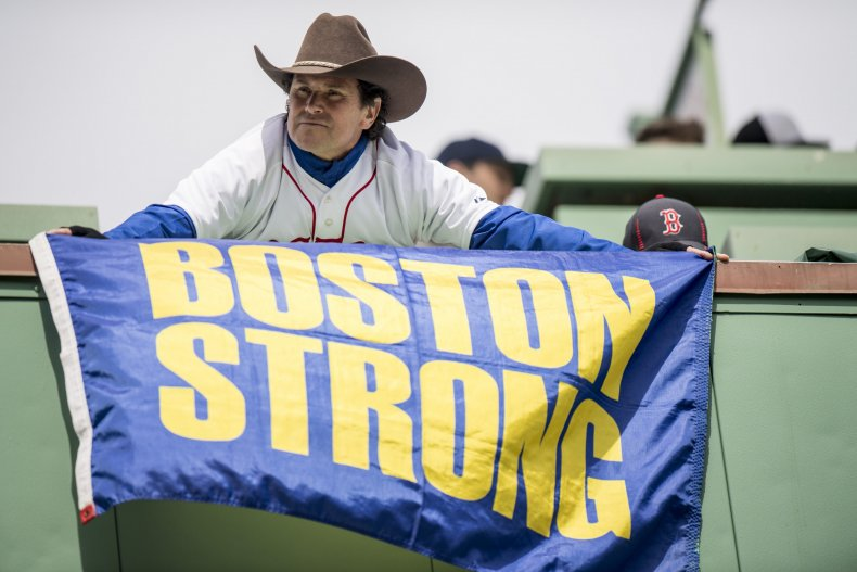 Boston Bombing Boston Strong