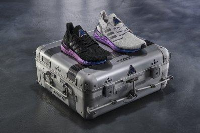 Adidas Ultraboost 20 Running Shoe Space Case