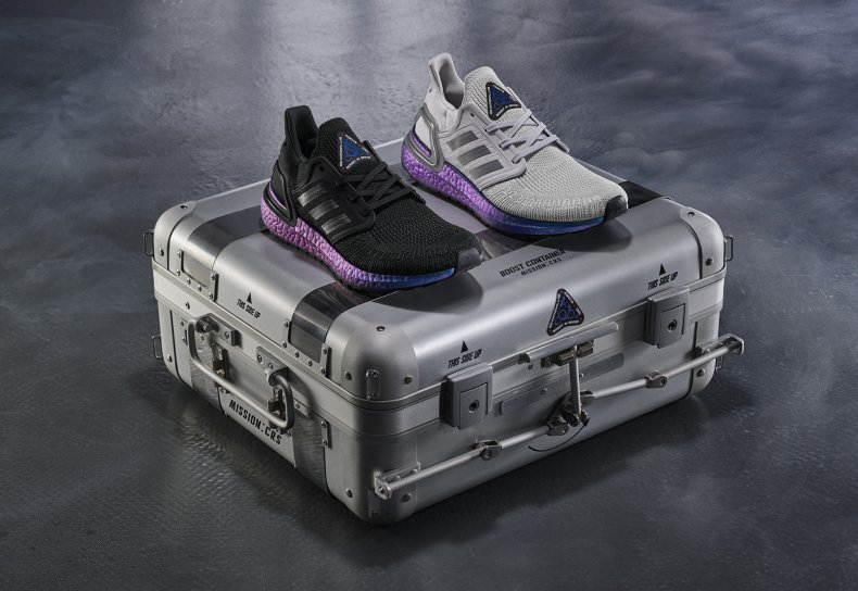 Adidas Ultraboost 20 Running Shoe Space Case