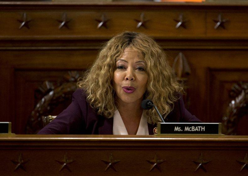 Lucy McBath votes for impeachment articles