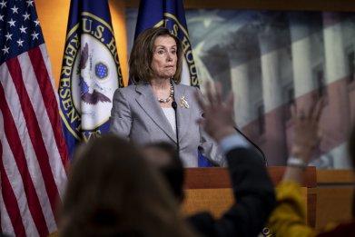 Pelosi's Drug Bill Faces Uphill Battle