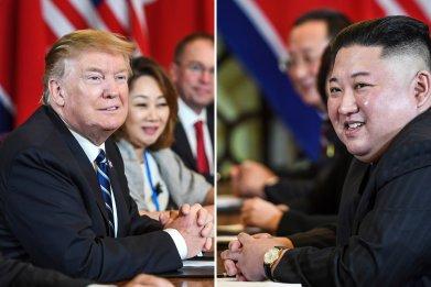 donald trump kim jong un hanoi summit
