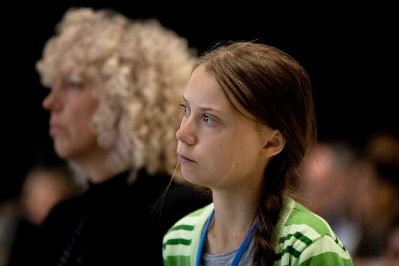 Greta Thuenberg