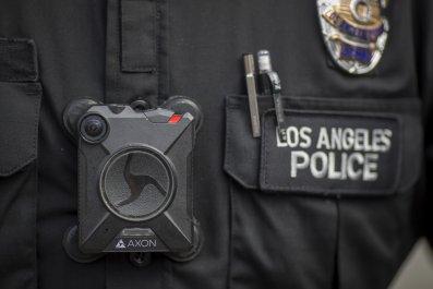 LAPD bodycam