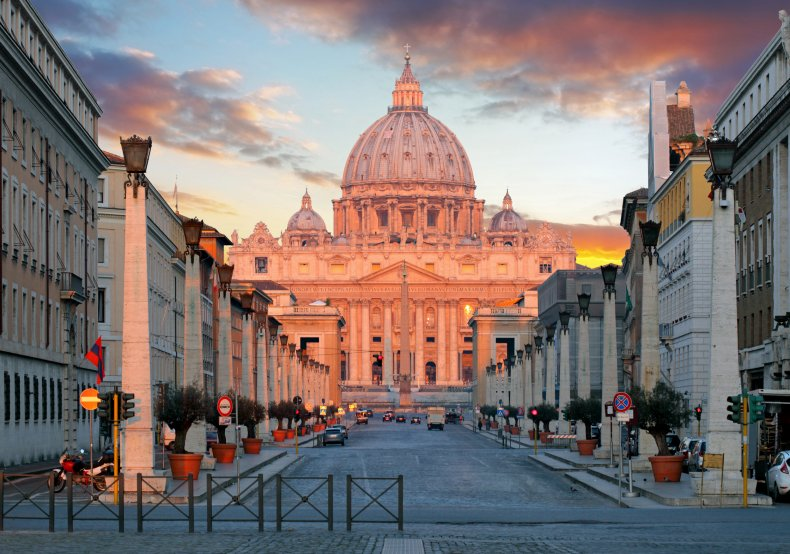 vatican, catholic church