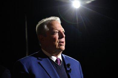 Former Vice-President Al Gore