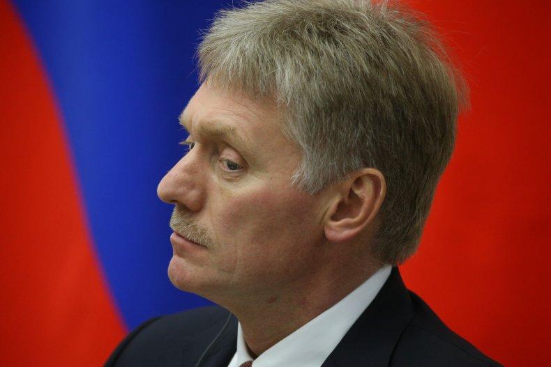 Dmitry Peskov, INF Treaty, US, missile, test