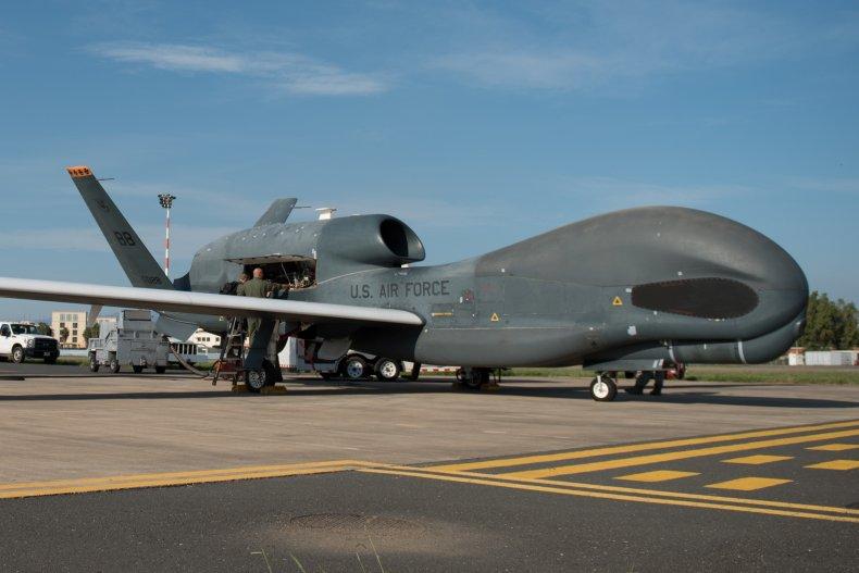 us military rq4 global hawk drone