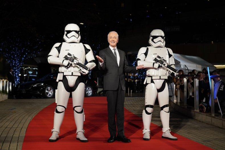 Star Wars Anthony Daniels