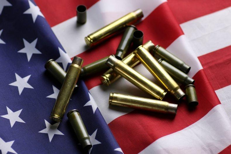 guns, second amendment