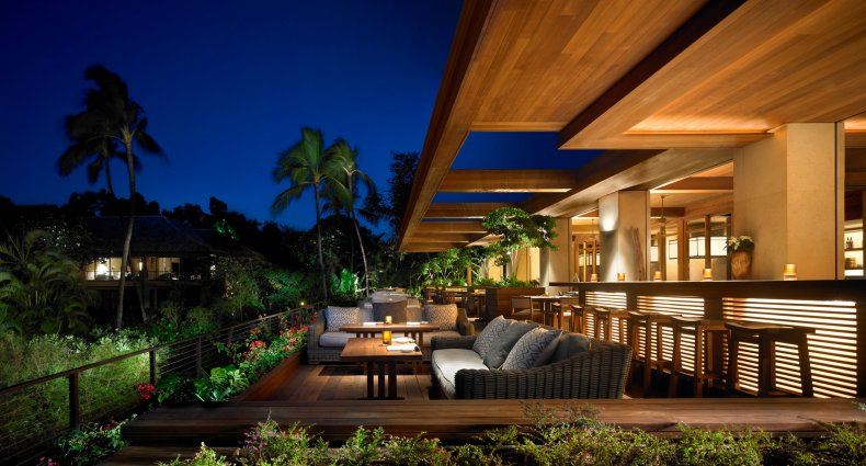 Hotel Four Seasons Lanai Hawaii