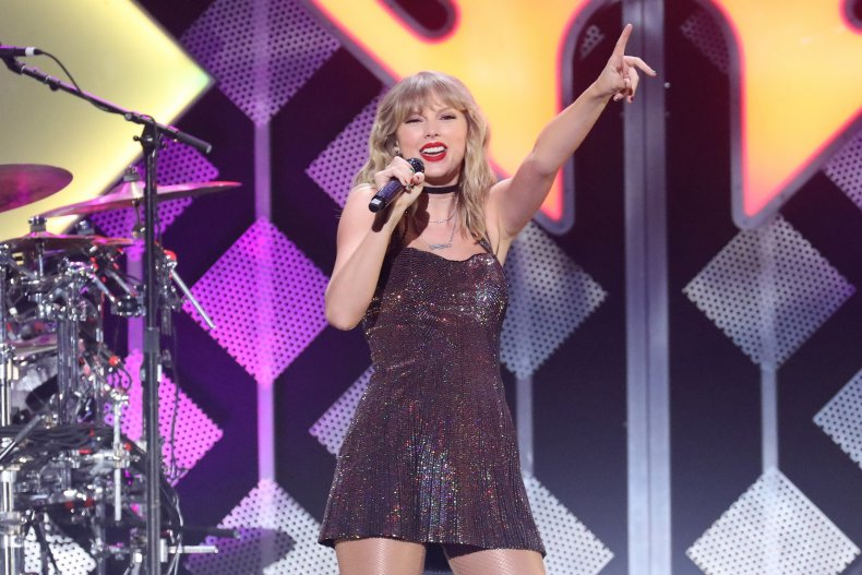 Z100's iHeartRadio Jingle Ball 2019 Taylor Swift