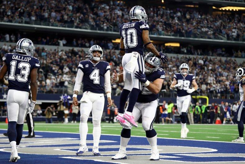 Tavon Austin, Dallas Cowboys