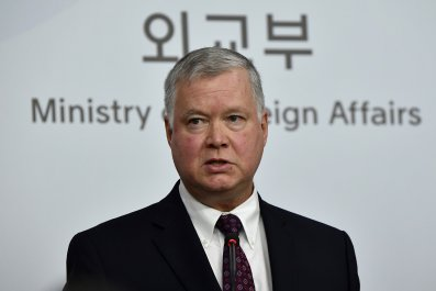 Stephen Biegun, North Korea, South Korea, denuclearization