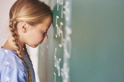 girl, maths, mathematics, student, learning, stock, getty