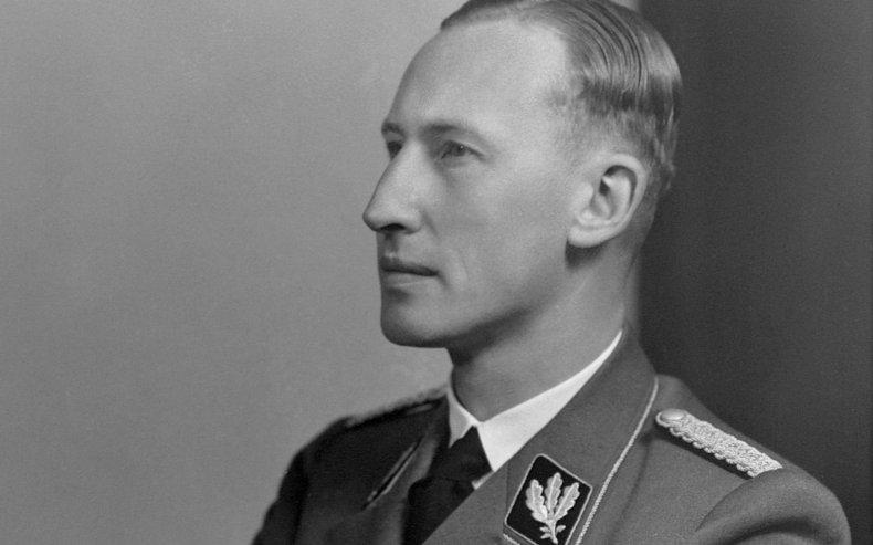 Nazi leader Reinhard Heydrich