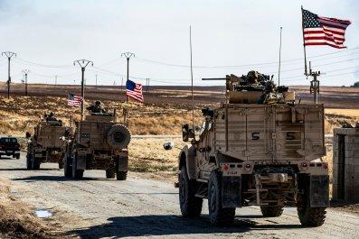 syria war oil fields us military