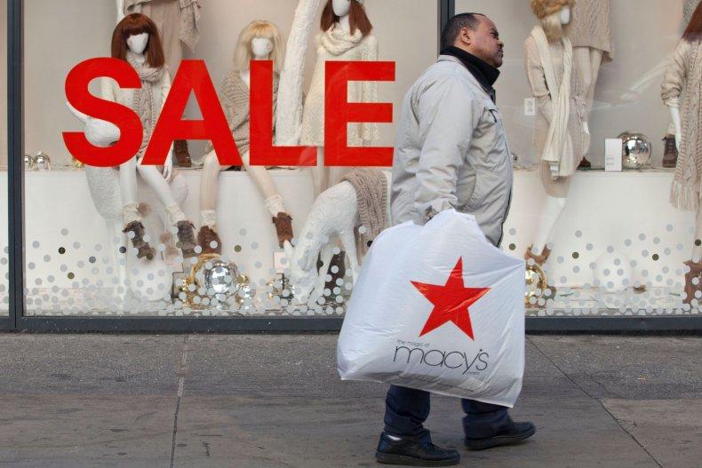 Sale shop window shopper December 26 2011