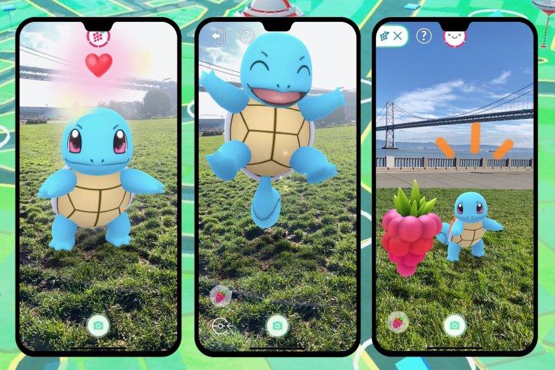 pokemon go buddy adventure feature