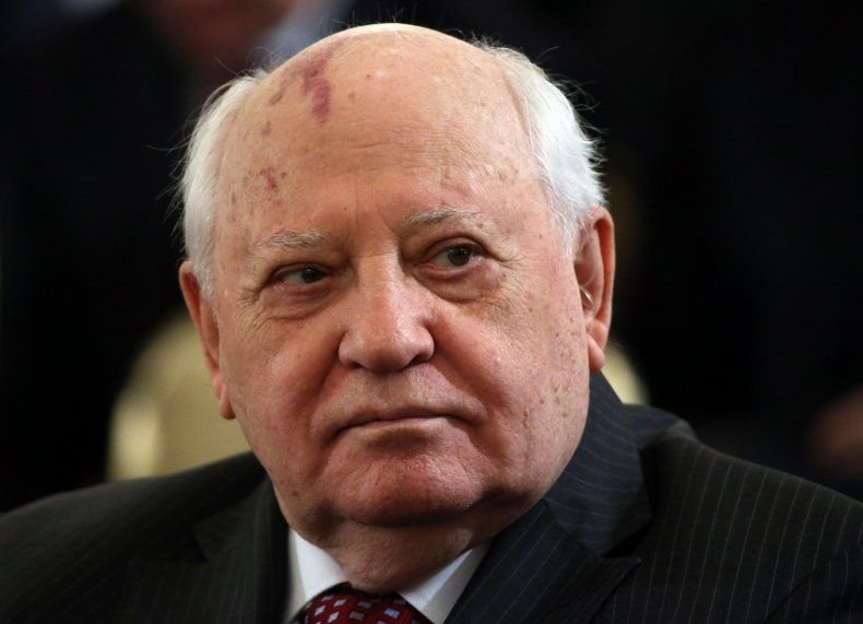 Mikhail Gorbachev, US, INF Treaty, nuclear, weapons