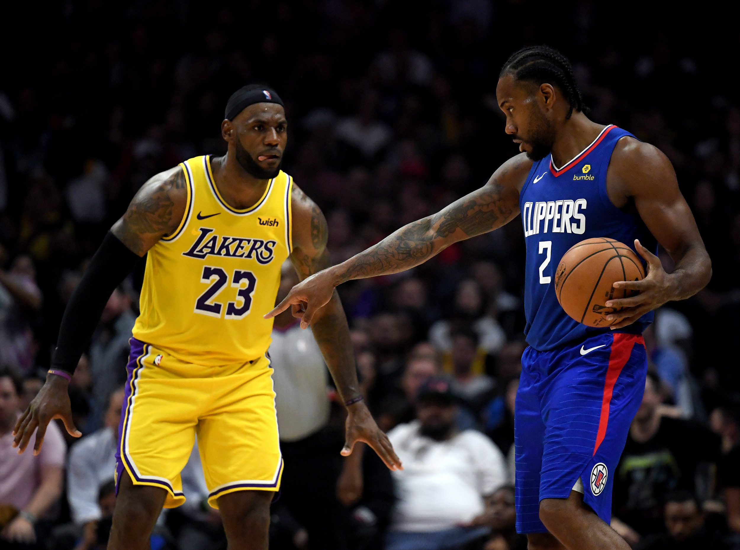 Los Angeles Lakers Vs Los Angeles Clippers How To Watch