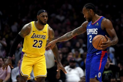 Kawhi Leonard, LA Clippers, LeBron James, Lakers