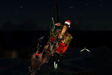ark update 211 raptorclaus