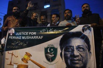 Pervez Musharraf, Pakistan, death sentence, high treason