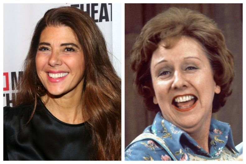 marisa tomei all in the family live
