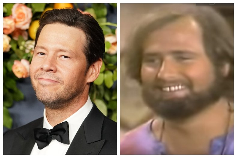 ike barinholtz all in the family live