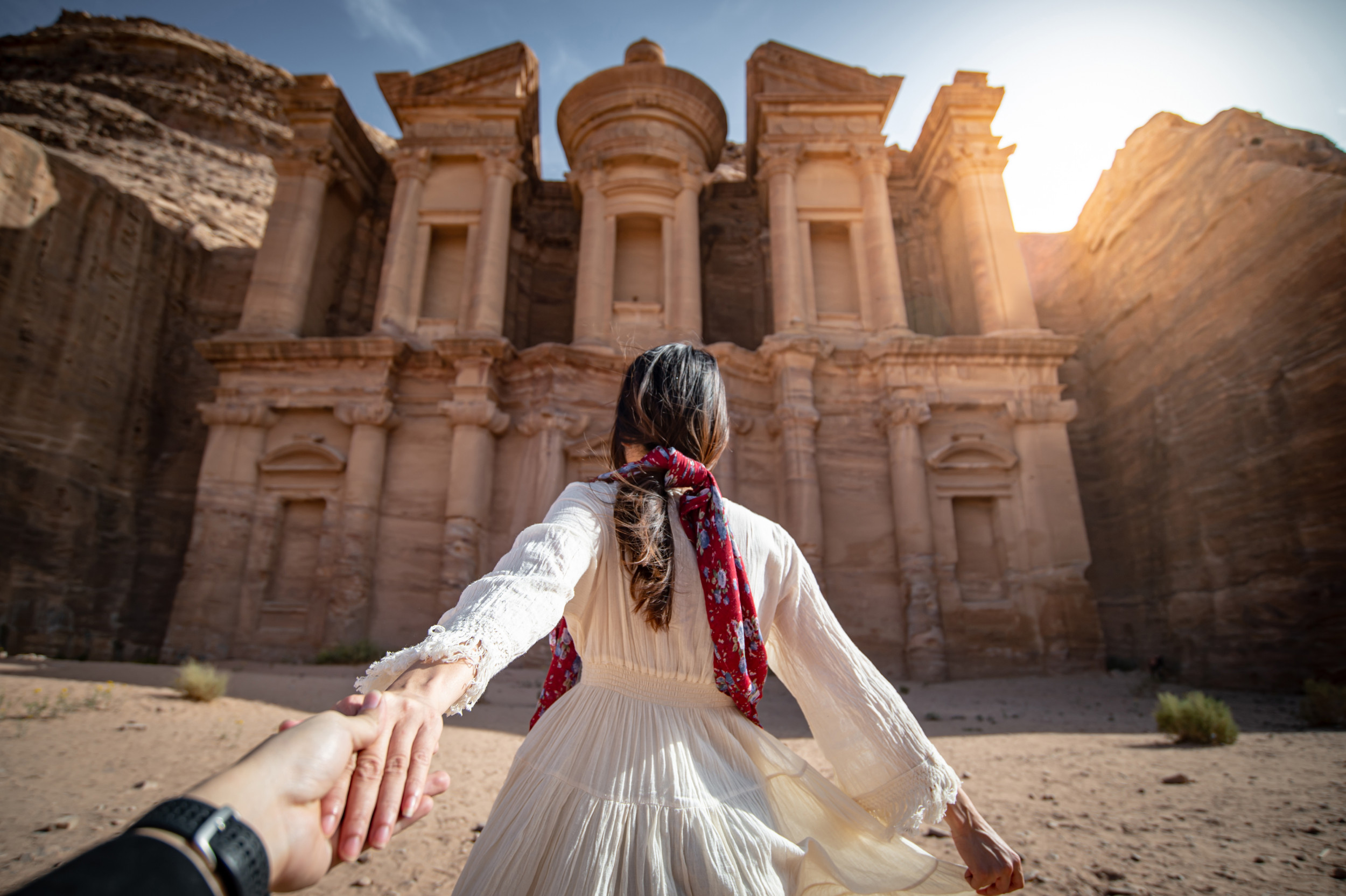 Travel influencer Petra