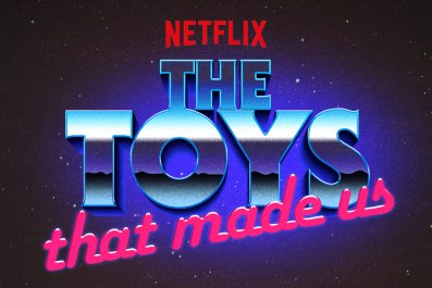 Netflix The Toys That Made Us Poster