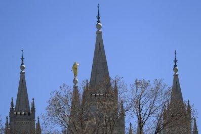 Mormon Church of Jesus Christ Latter-day Saints