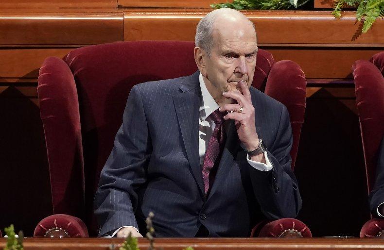 Russell Nelson Mormon President Prophet