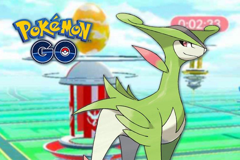 pokemon go virizion raid update