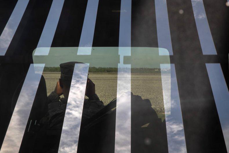 US Mexico Border Pentagon Military Secrets
