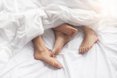 sex, bed, couple, love, stock, getty