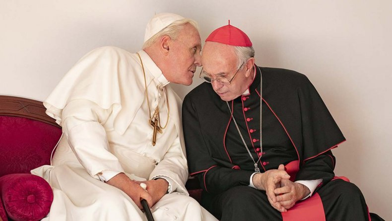 two popes true story