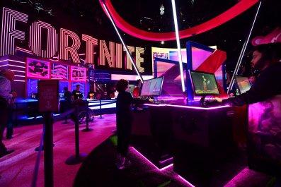 Fortnite 2019 Electronic Entertainment Expo LA California
