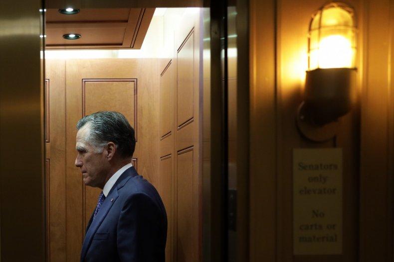 GOP senator force mcconnell impeachment witnesses