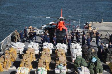 Major Cocaine Seizure Unloaded in California
